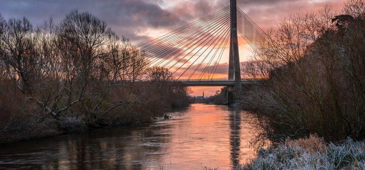 cable bridge drogheda